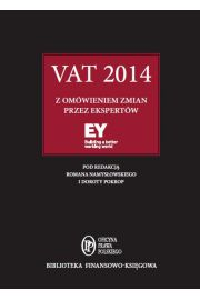 VAT 2014 z omówieniem ekspertów EY