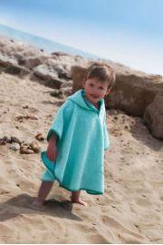 Cuddledry - Przytulne Poncho na basen i nad morze, SPF 50+