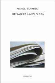 Literatura a myśl słaba