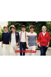 One Direction - park - plakat