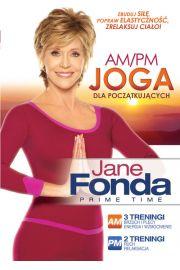Jane Fonda. Joga dla pocz�tkuj�cych. P�yta DVD
