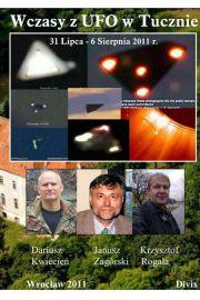 Wczasy z UFO w Tucznie DVD - Dariusz Kwiecień, Janusz Zagórski, Krzysztof Rogala