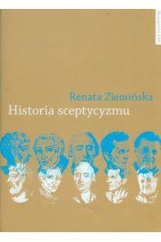 Historia sceptycyzmu. W poszukiwaniu sp�jno�ci