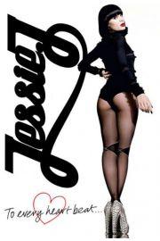 Jessie J Serce - plakat
