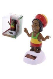 Rastafari na baterie słoneczne
