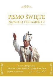 Pismo święte nowego testamentu wydanie kieszonkowe
