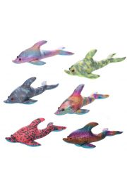 Zabawka delfin wypełniona piaskiem - wersja duża