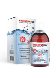 Argentum 200 srebro koloidalne (50 ppm) tonik