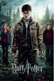 Harry Potter 7 część 2 one sheet - plakat