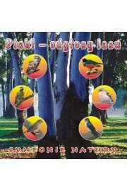 Symfonia natury - Ptaki odgłosy lasu CD
