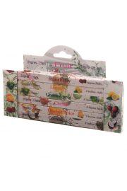 Kadzidełka Impression o zapachu owocowym - zestaw prezentowy 6 o