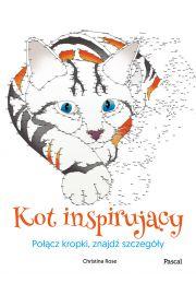 Kot inspirujący. Połącz kropki, znajdź szczegóły