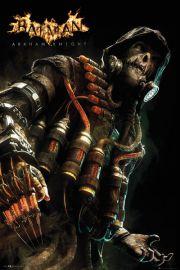 Batman Arkham Knight Scarecrow - plakat