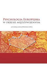 Psychologia europejska w okresie mi�dzywojennym