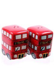 Solniczka i pieprzniczka - angielski autobus