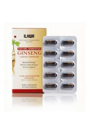 GINSENG - sfermentowany żeń-szeń GS15-4® (30 kapsułek) - suplement diety