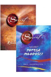 Zestaw 2 książek: Sekret + Sekret Potęga młodości