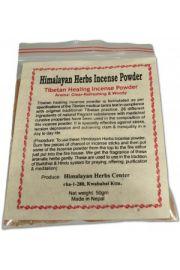 Tibetan Healing powder - terapeutyczne