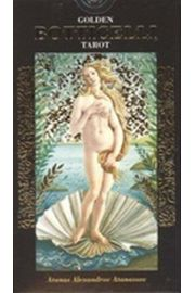 Pozłacany Tarot Botticelli - Golden Botticelli Tarot