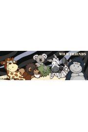 Nici Przyjaźń Dzikich Zwierząt - plakat