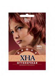Henna koloryzująca do włosów – wiśnia FIT Fitocosmetic