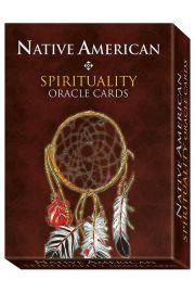 Duchowa Wyrocznia Indian - Native American Spirituality Oracle Cards