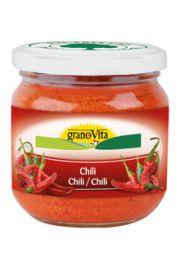 Pasta Kanapkowa Chili Bezglutenowe Bio 170 G - Granovita