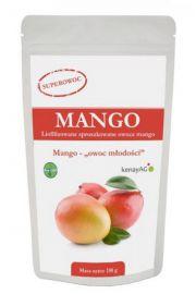 Mango - sproszkowany sok z owoców mango - 50 g