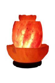 Lampa solna kwiat lotosu 2