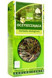 Herbatka Oczyszczająca Bio 50 G - Dary Natury