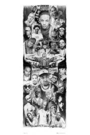 Rap Gods - Bogowie Rapu - plakat