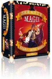 Sekrety magii. Książka i zestaw magika