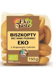 Biszkopty Kukurydziane Bio 150 G - Eko Taste (Tast)
