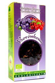 Herbatka Borówkowa Bio 100 G - Dary Natury