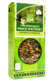 Herbatka Wspomagaj�ca Prac� W�troby Bio 50 G - Dary Natury