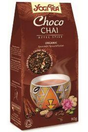 YOGI TEA Czekoladowy Czaj 90g (herbata sypana, do gotowania)