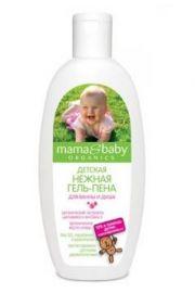 Mama&Baby Delikatny żel-pianka do kąpieli dzieci ?ama&Baby