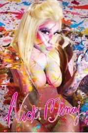 Nicki Minaj Pin Up - plakat