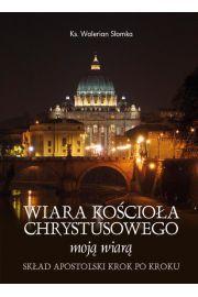 Wiara Kościoła Chrystusowego moją wiarą