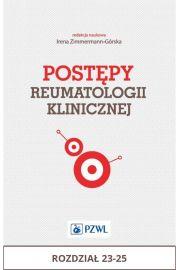 Postępy reumatologii klinicznej. Rozdział 23-25