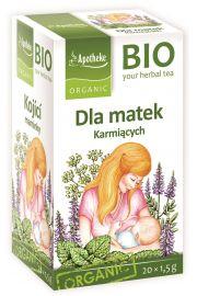Herbatka Dla Matek Karmiących Bio 20 X 1,5 G - Apotheke