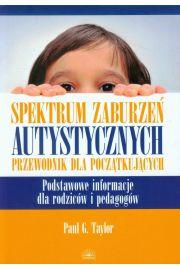 Spektrum zaburzeń autystycznych...