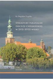 Struktury parafialne diecezji chełmińskiej w XVII-XVIII wieku