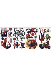 RoomMates, Niesamowity Spiderman - naklejki wielokrotnego użytku