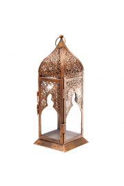 Lampion w stylu marokańskim wysoki