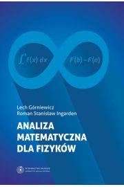 Analiza matematyczna dla fizyk�w