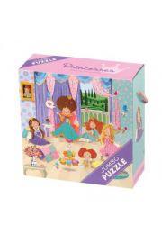 Mudpuppy, Puzzle Jumbo 25 elementów Księżniczka