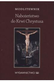 Modlitewnik Nabożeństwo do krwi Chrystusa