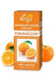 Etja, Olejek Eteryczny Pomarańczowy, 10ml