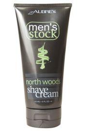 Aubrey Organics, North Woods Krem do golenia, 177 ml
